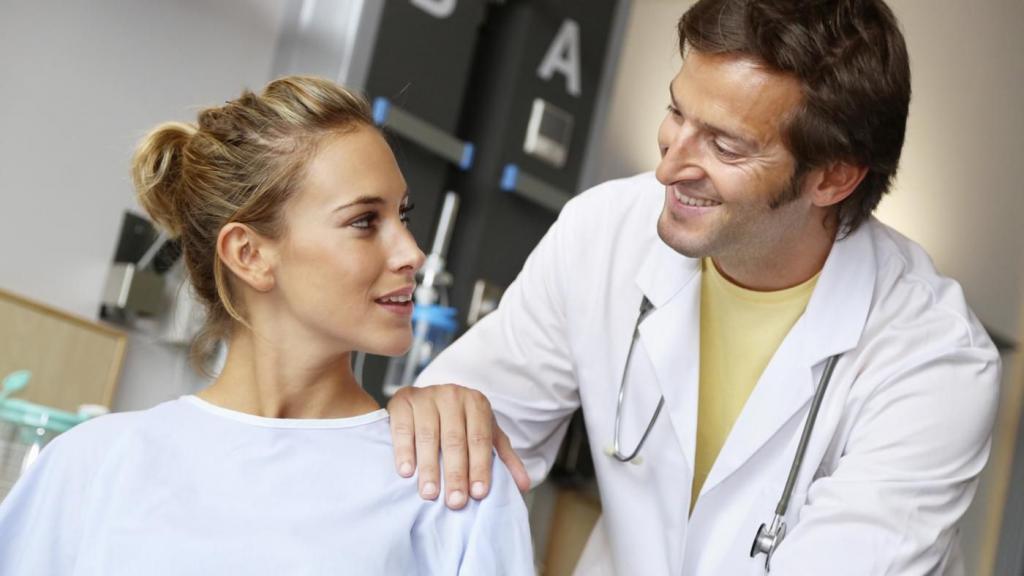 боли в бедрах гинекология