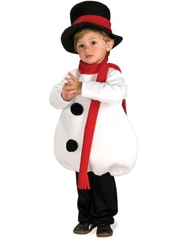 Не детские новогодние костюмы своими руками 21