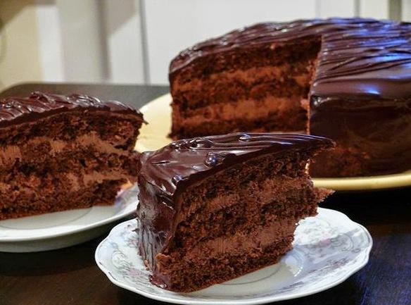 Рецепты тортов со сгущёнкой в домашних условиях 252