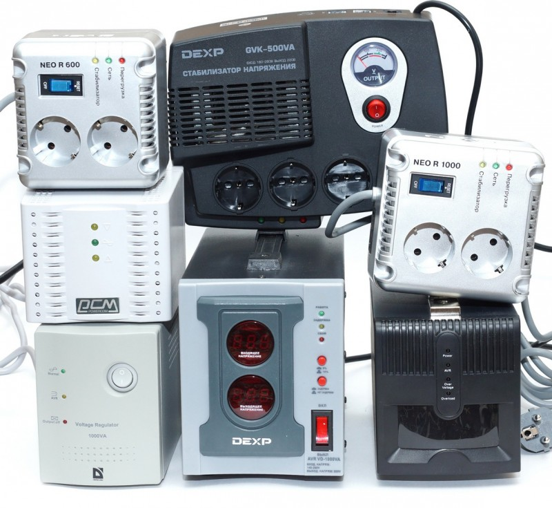 voltage regulators for refrigerators
