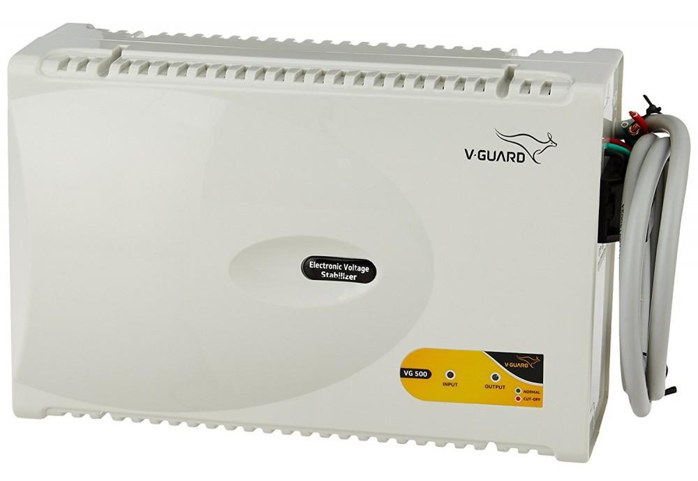 mains voltage regulator