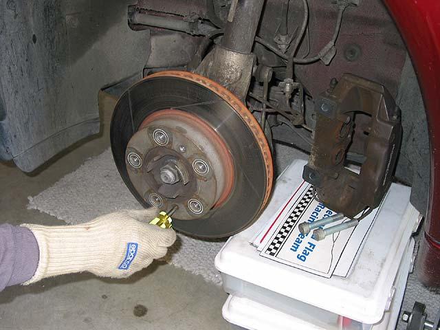 2264684 - Устройство заднего тормозного суппорта