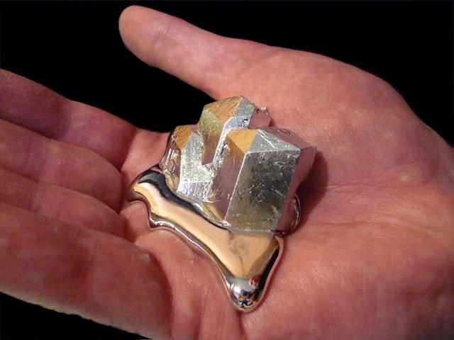 Температура плавления самого тугоплавкого металла
