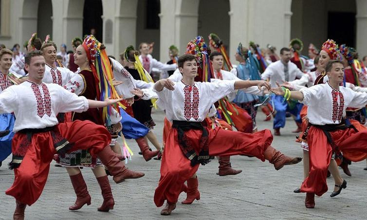 Картинка украинский народный танец