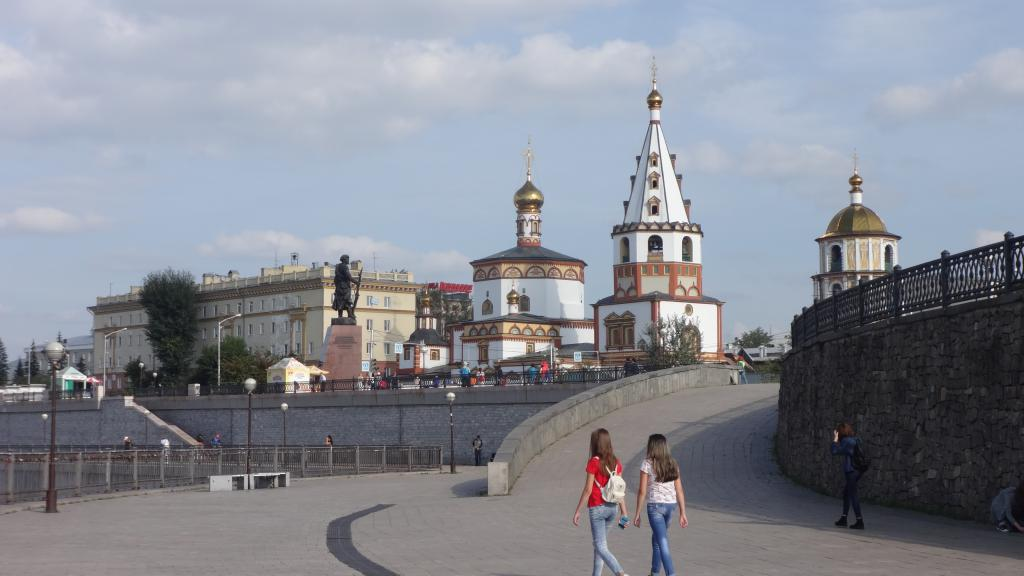 Какая численность населения в Иркутске