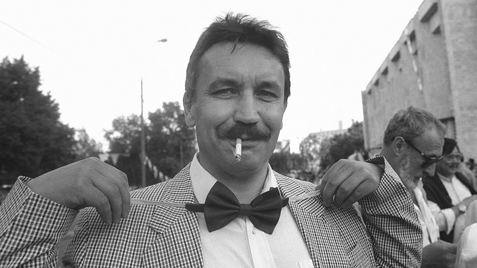 Director Vadim Abdrashitov