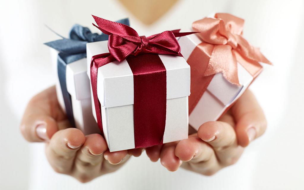 Разница между призом и подарком 8