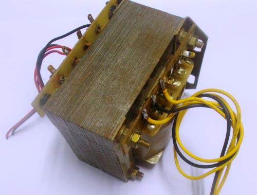 Мощный трансформатор 100 Вт