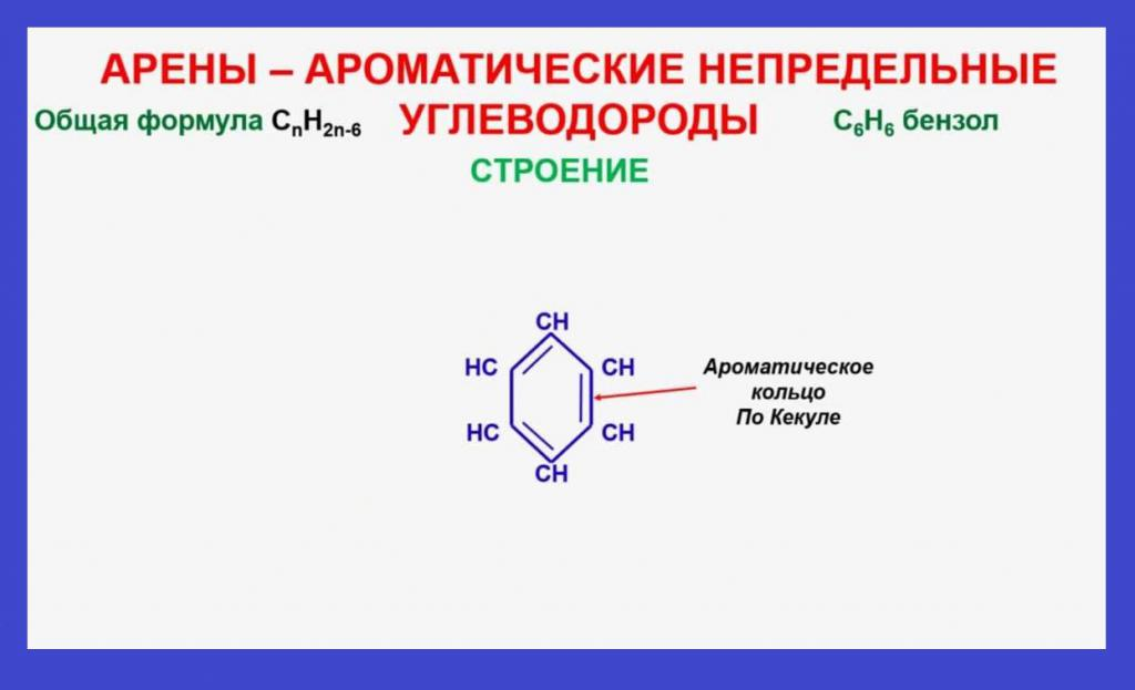 Aromatic unsaturated hydrocarbons