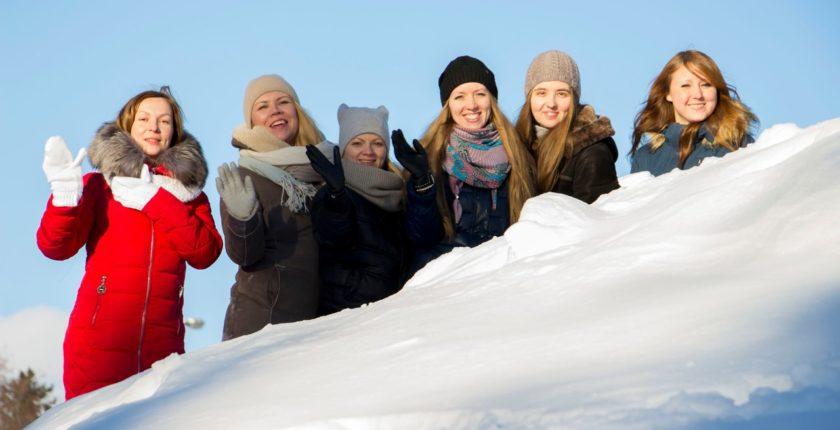 Winter in Petrozavodsk