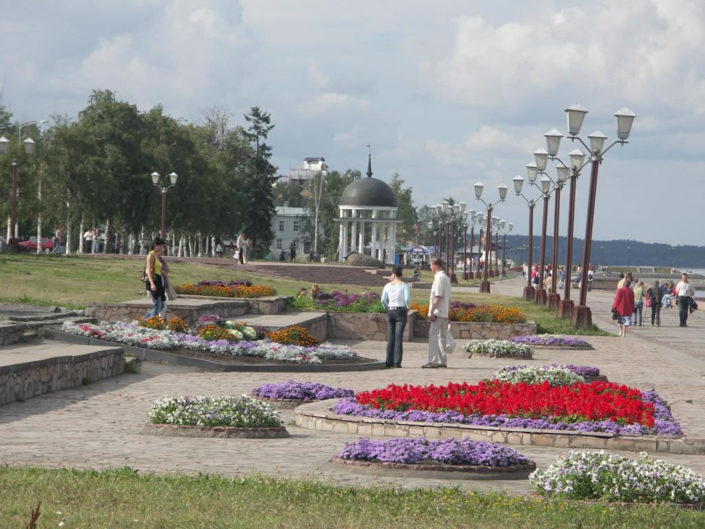 Streets of Petrozavodsk