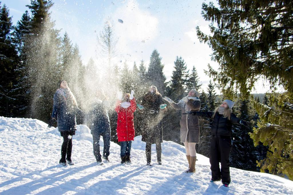 Girls in Petrozavodsk