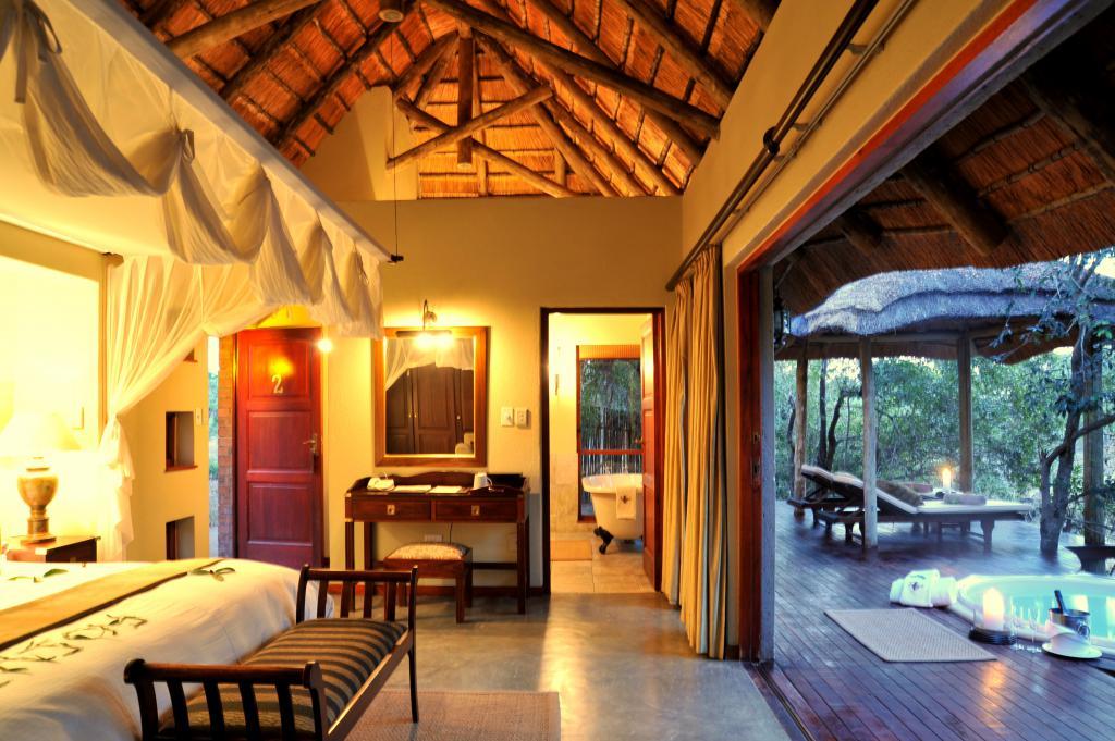 Hotel apartments in Kruger Park