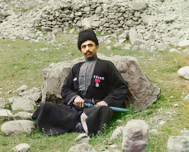 Beautiful Dagestan surnames