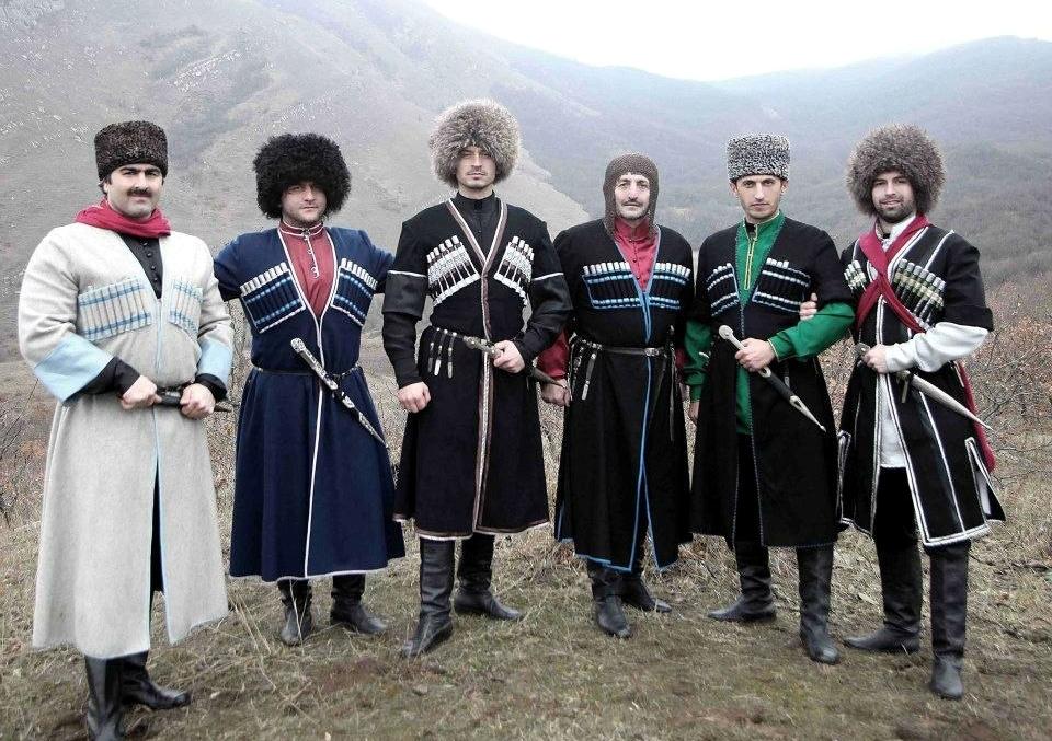 Nation of Dagestan