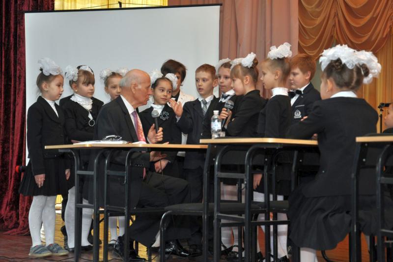 Pedagogy of Shalva Amonashvili
