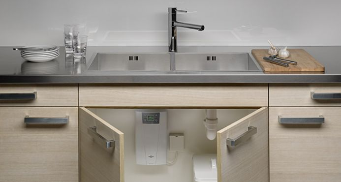 Flow type water heater