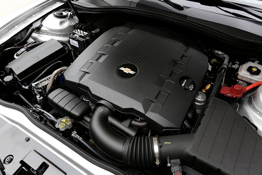 Двигатель на автомобиль Chevrolet