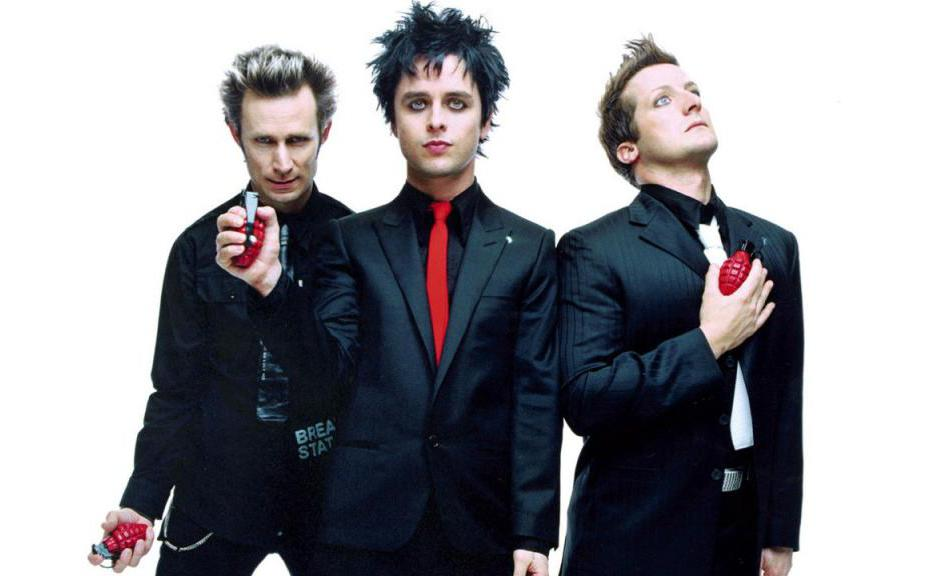 "Music group ""Green Day"""