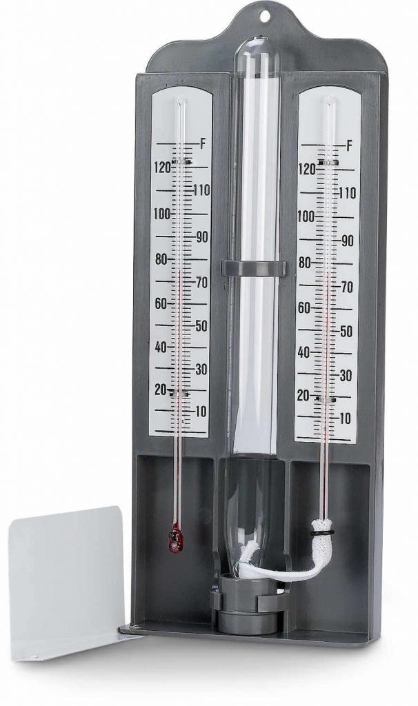 Что можно измерить с помощью гигрометра