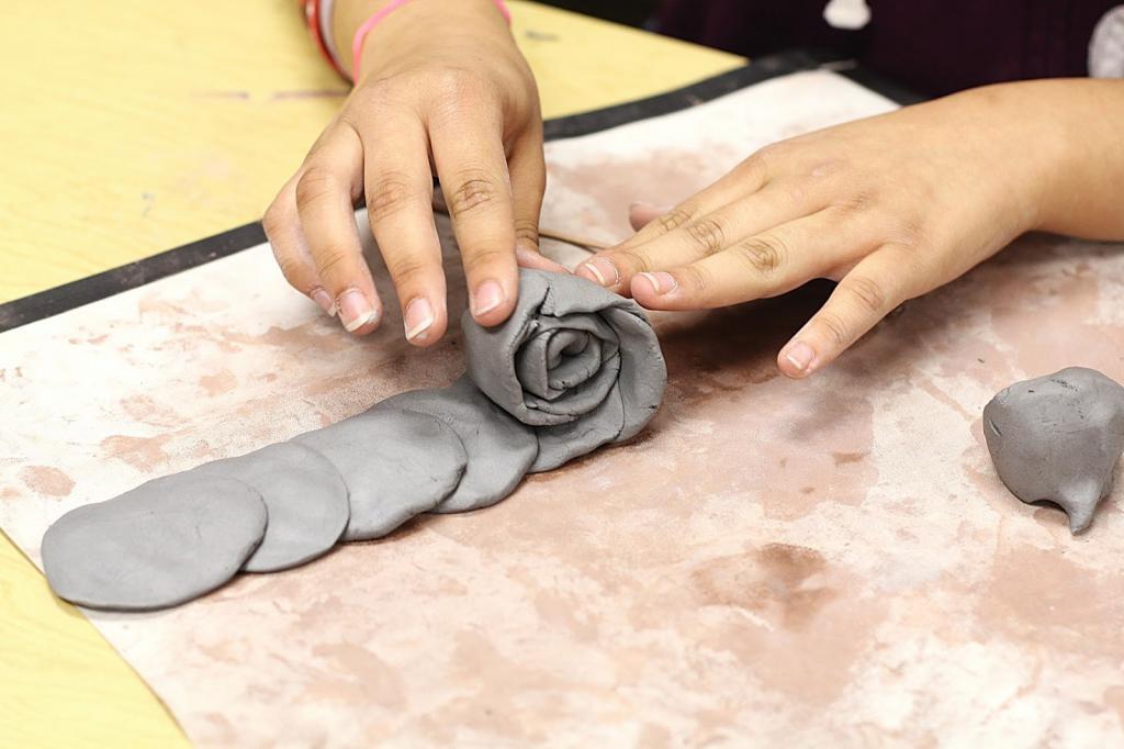 Детская глина своими руками 53