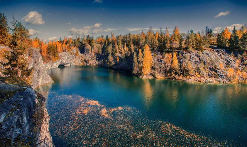 Karelian landscapes