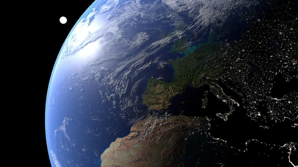 Земной шар фото в хорошем качестве бухте труда