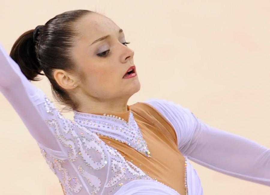 Украинка Анна Бессонова