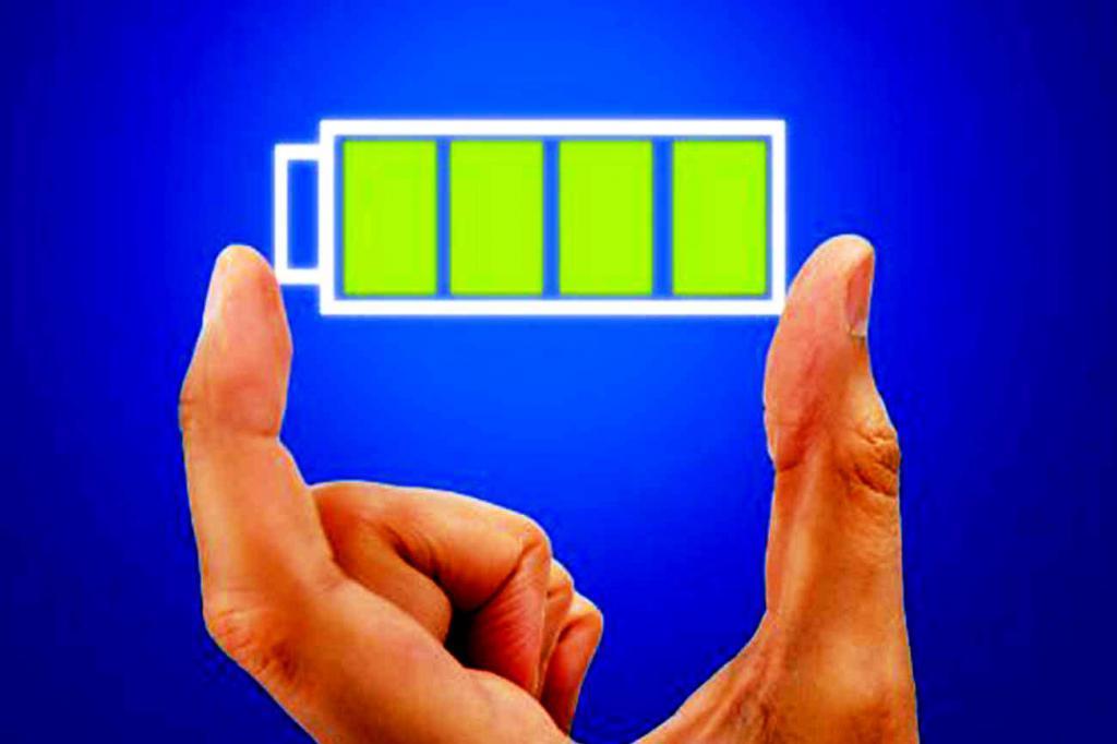Пробуждение батареи
