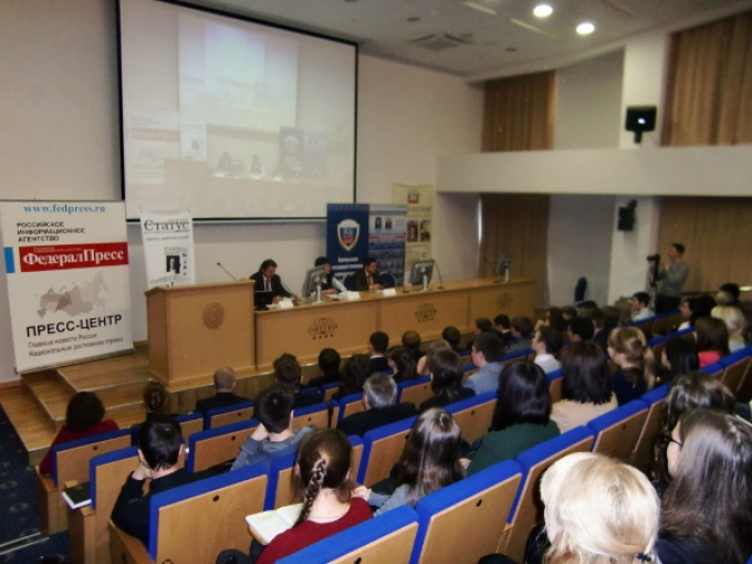 Training at the Ural Law Academy