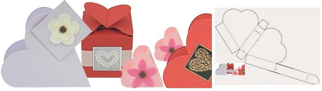 коробка-сердце