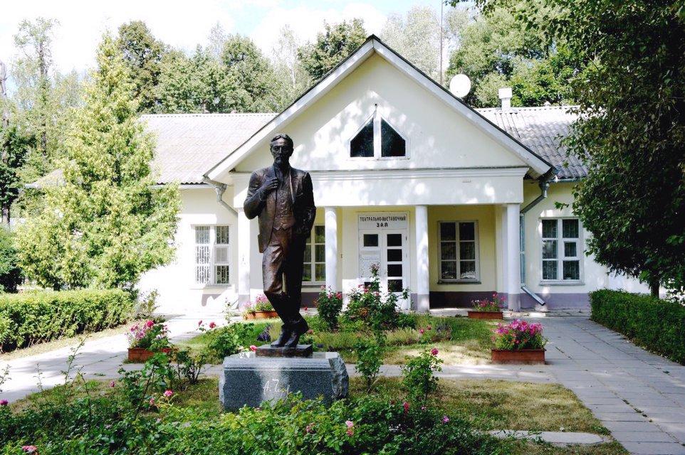 Monument to Chekhov
