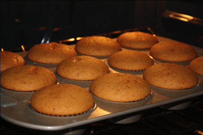 Cooking cupcakes without eggs