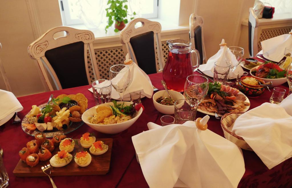 битцевский лесопарк рецепты на праздничный торжественный ужин с фото особенностью