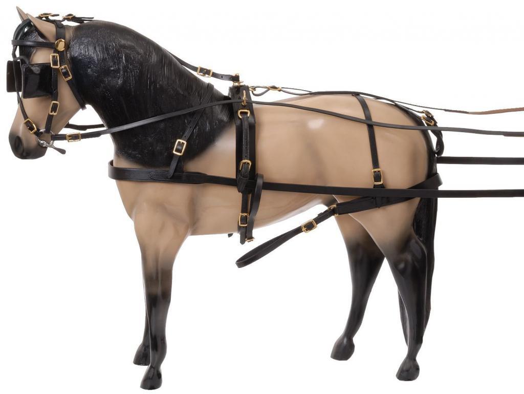 Закладка лошади