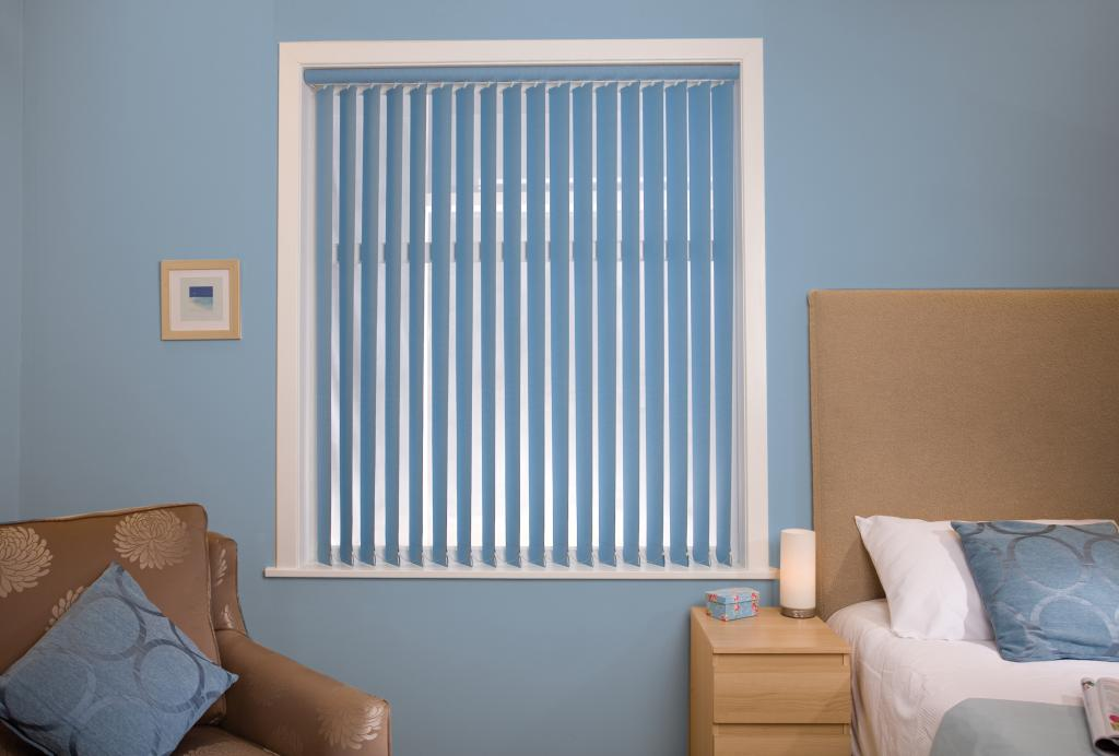 vertical blinds photo