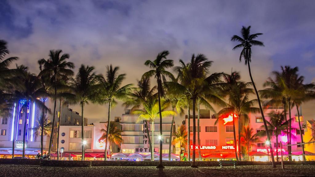 Miami fashionable district