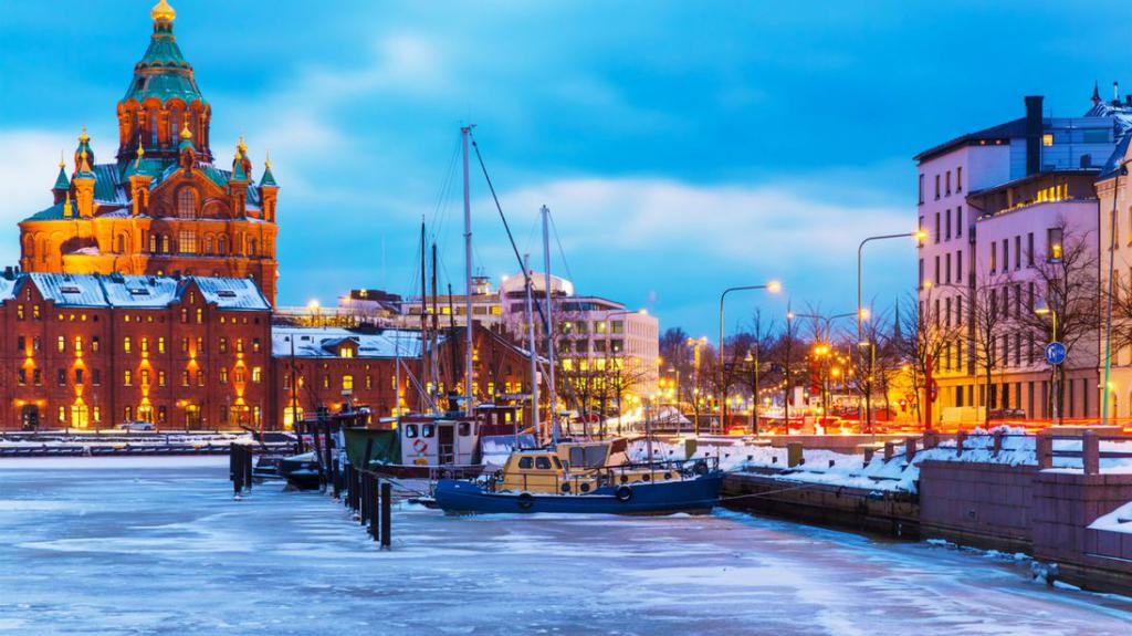 Finnish city