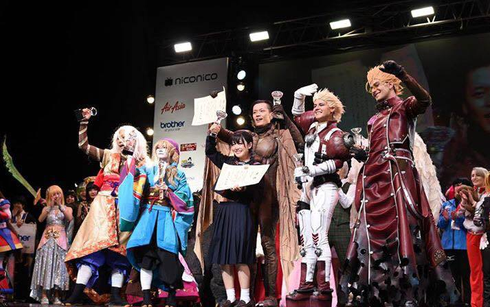 cosplay festival japan