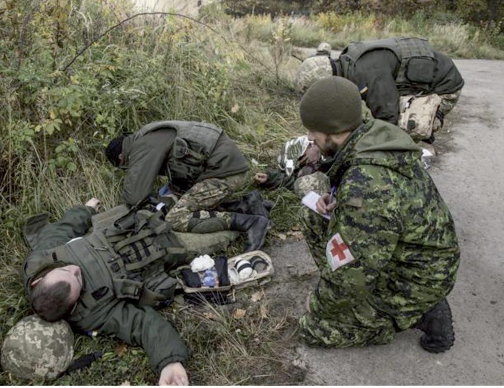 military disaster medicine