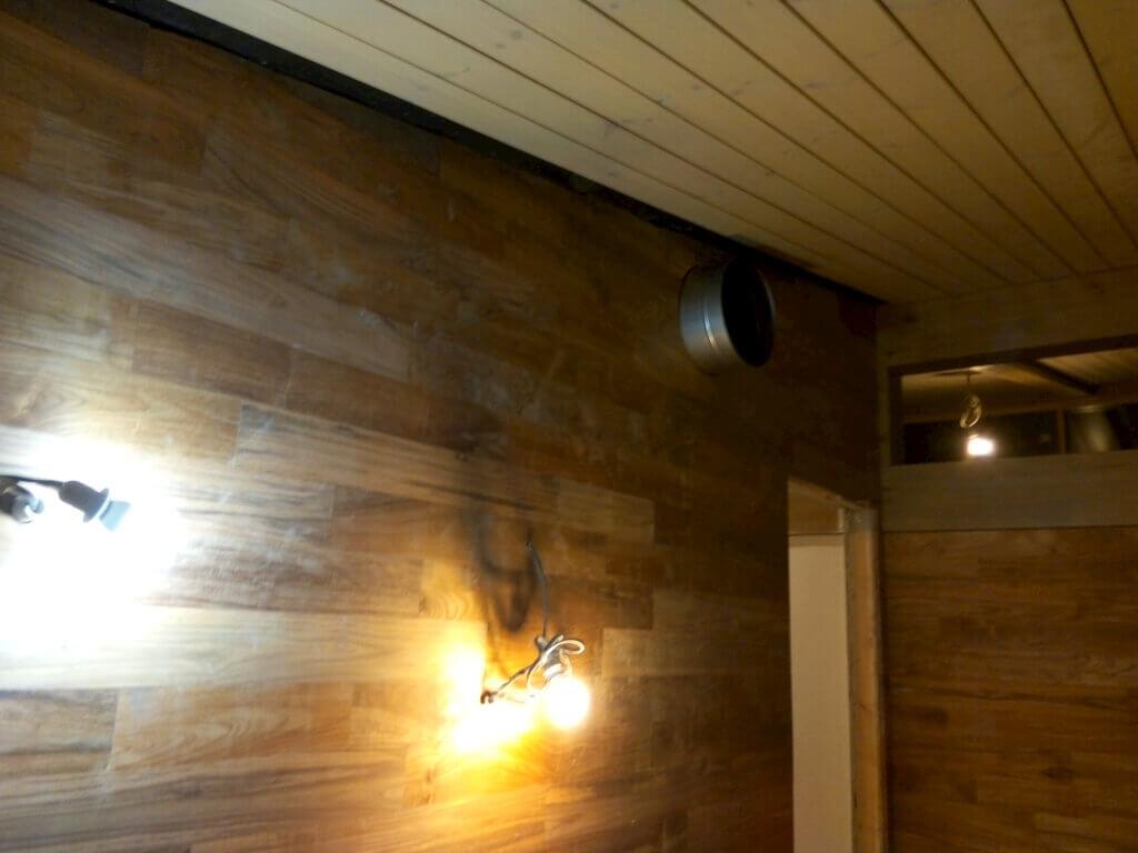 Simple ventilation system