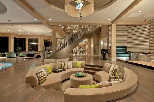 unusual lobby