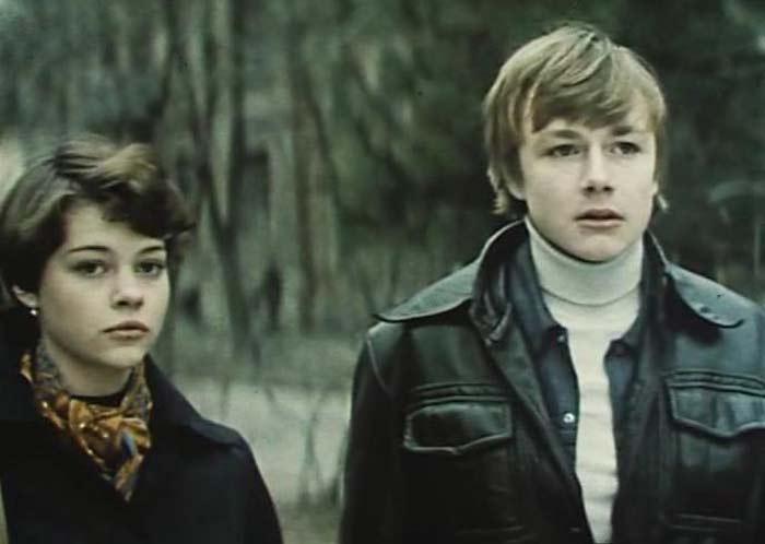 """Vladimir Shevelkov in the film """"I ask you to blame Klava K. for my death."""""""
