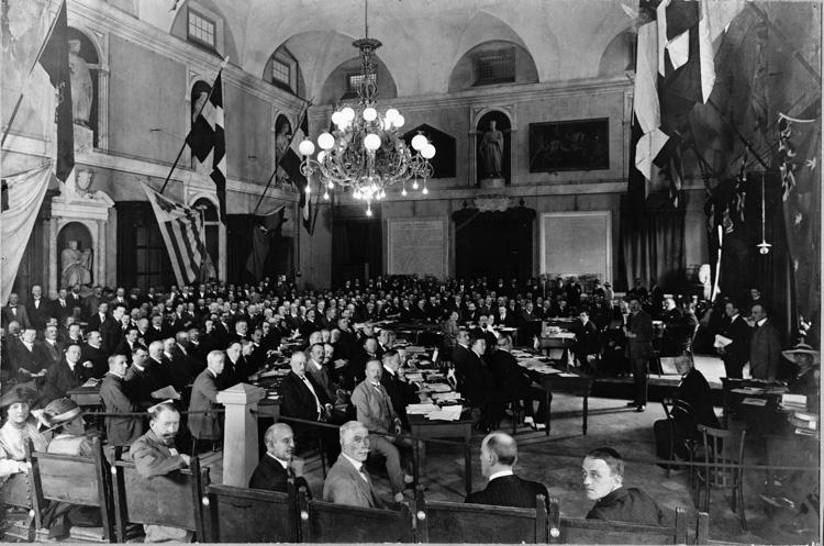 Genoa Conference 1922