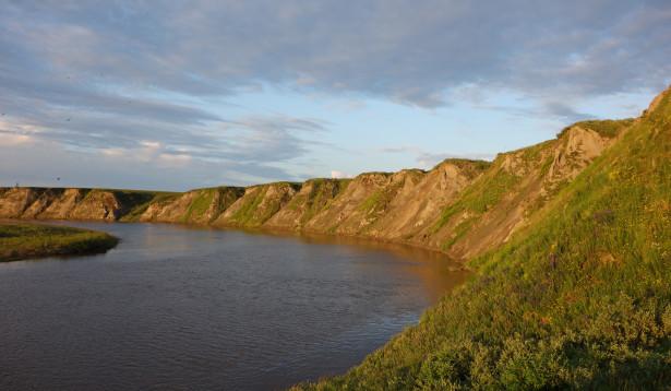 Rivers of the East Siberian Sea