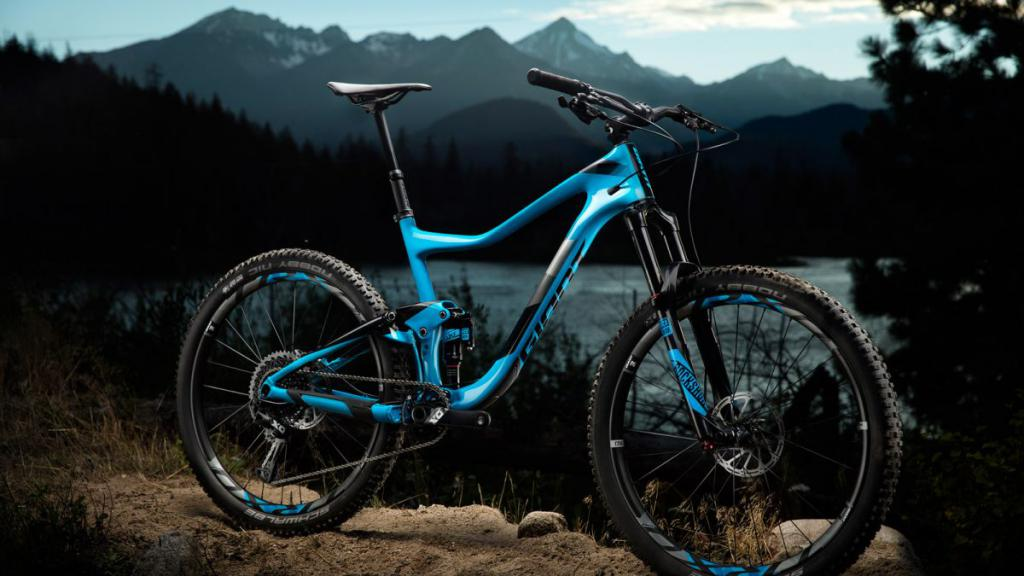 велосипед giant двухподвес