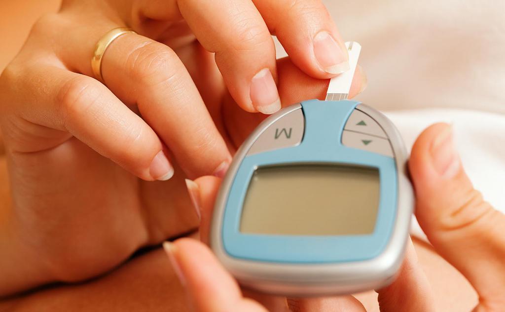 Гестационный сахарный диабет показатели