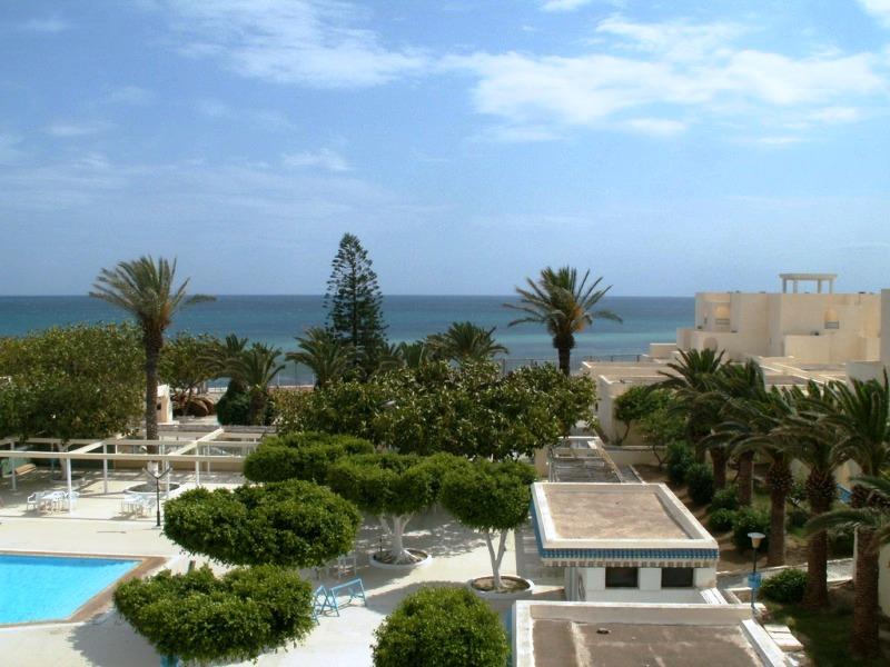 les pyramides 3 тунис
