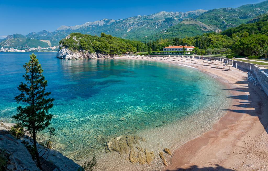 Красивые картинки моря черногории