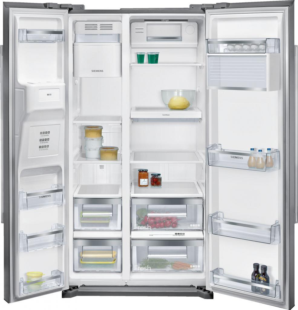 Siemens KA90IVI20R refrigerator